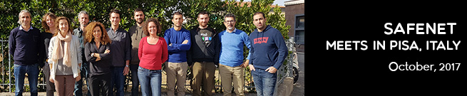 Safenet_Oct 2017 Meeting_Pisa